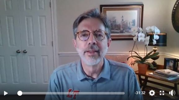 This links you to Dr Lancaster's Facebook Live Update from April 9
