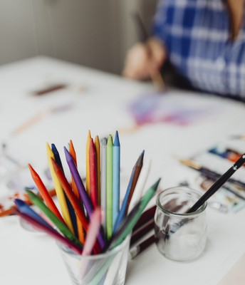 Mindful Drawing: Activities that Embrace Experimentation