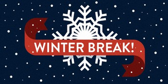 Looking forward to winter break