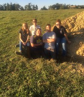 Gallatin High School's FFA Team Places First in District