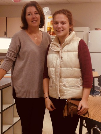 October's Featured Teacher--Mrs. Hein