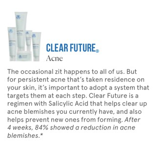 Clear Future for Acne Prone