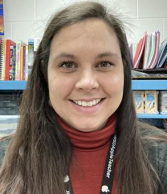 Mrs. Derfus - 2nd Grade Teacher