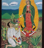 Raffle:  Our Lady of Guadalupe - $10 per Raffle Ticket (Until Dec. 11th)