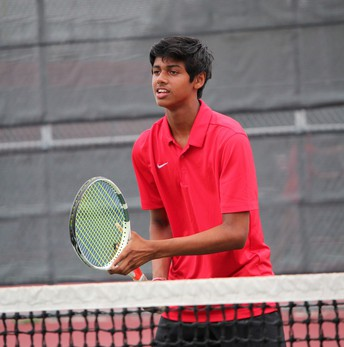 Vinay Patel Advances to Boys' 16s SCMZ Doubles Final & Wins Singles Final