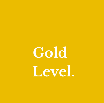 Gold Level (meets 4 or more criteria below)
