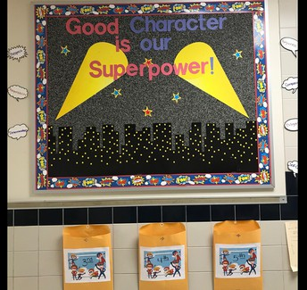 Good Character Superpowers!