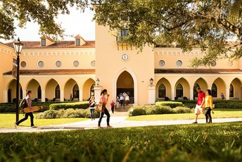 Rollins College in Orlando Florida