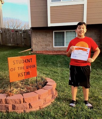 Way to go Aidan!