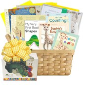 We collect and donate Books for Babies!
