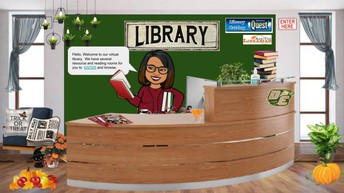 Katherine Johnson Middle School Virtual Library