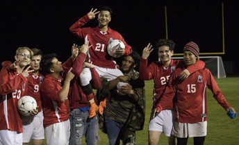 Boys Soccer Season Ends in Dramatic Fashion