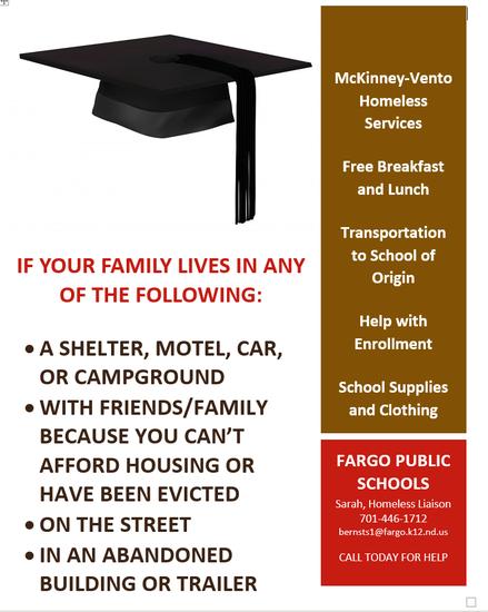 McKinney-Vento Homeless Services