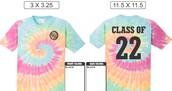Order 8th Grade Class Shirts!