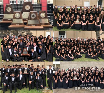 Choir UIL Success
