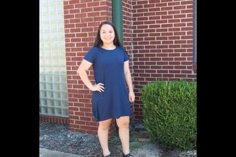 Sophomore Representative: Angelina Marciella Cruz