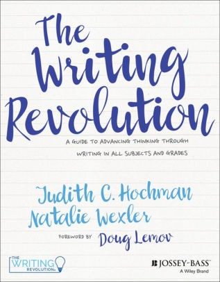 The Writing Revolution Book Study