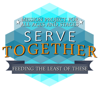 Serve Together: October 7, THIS SUNDAY