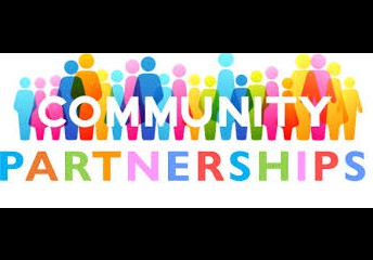 How are Community Partners work with our students...