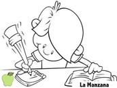 MANZANA VERDE (Redacción de escritos académicos)