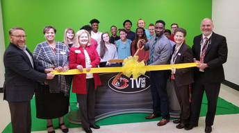 Callaway High School AV/Film Department Launches New Digs