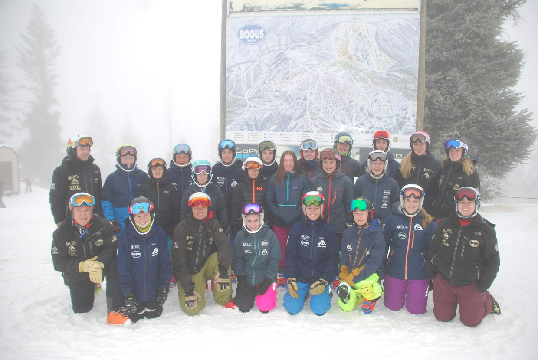 Alpine Comp Team