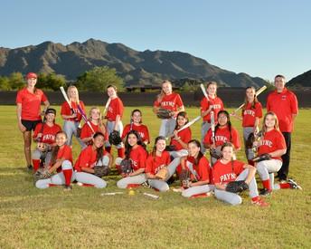 7th Girls Softball