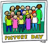 October 31 - Picture Retake Day