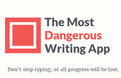 Most Dangerous Writing App