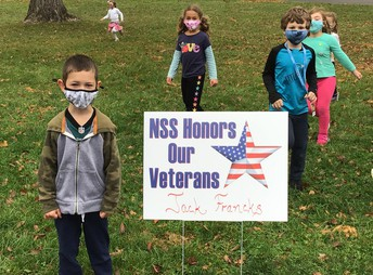 NSS honors our veterans.