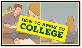 HOW TO APPLY TO COLLEGE CLICK HERE TO LEARN MORE...