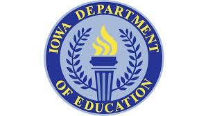 Latest info. from IA Department of Education