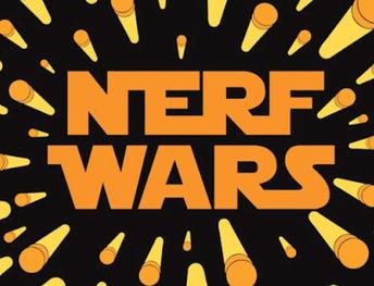 Spring Fling - Nerf War