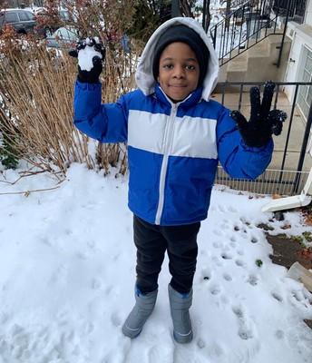 Godwill Bala proud of his perfect snowball ⚾