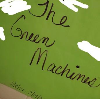 The Green Machine's