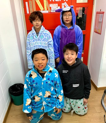 Pajamas Day