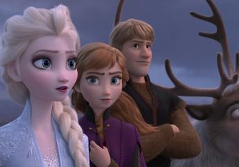 Movie Reward Day - Frozen 2