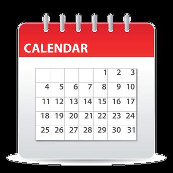 Gananda 2019-2020 Instructional Calendar