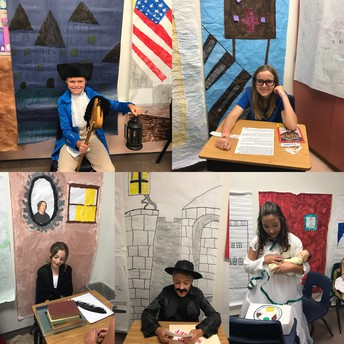 5th Grade Living Museum was AMAZING!