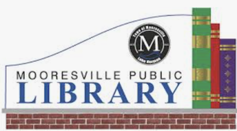 A message from the Mooresville Public Library