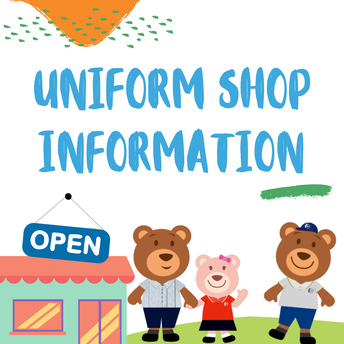 Uniform shop information