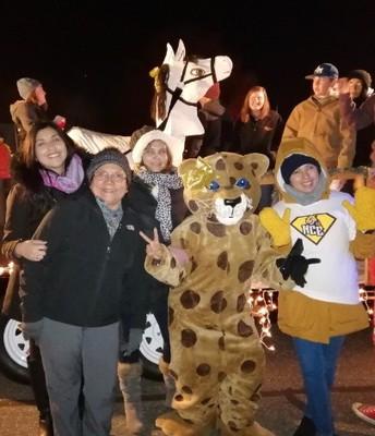 Siler City Christmas Parade