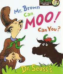 Mr. Brown Can Moo! How About You?