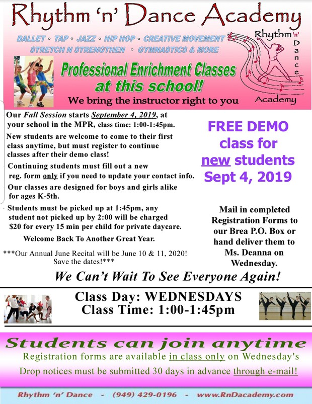 Free First Demo Class!