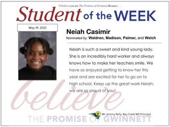 Neiah Casimir