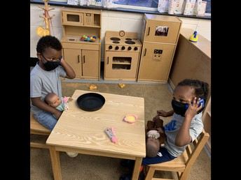 Conversations in Dramatic Play