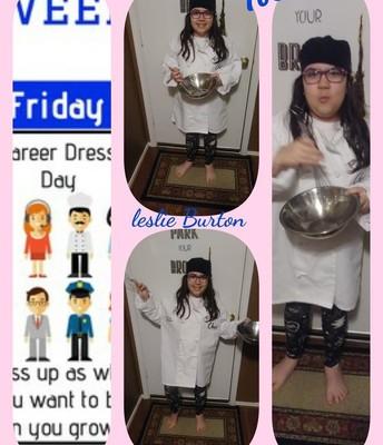 Career Dress Up Day