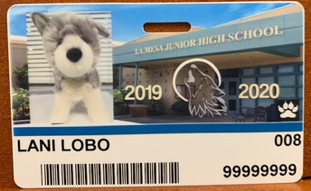 Student ID Cards at La Mesa