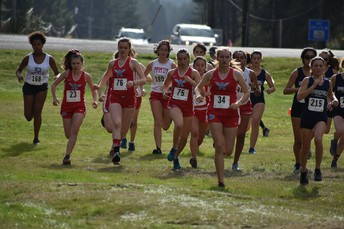 Girls Varsity Race