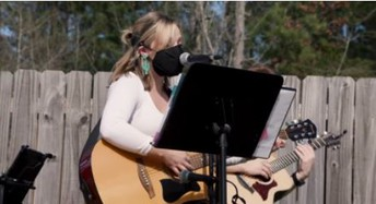 Music Therapy in the field